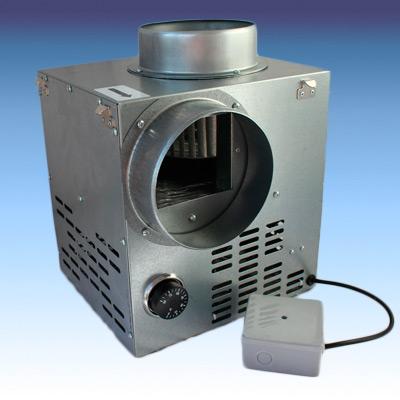 Вентилятор серии КАМ 125