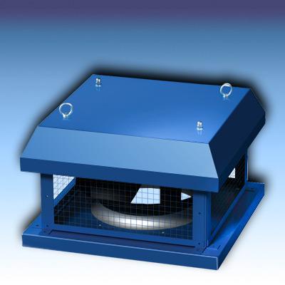 VKG EC - горизонтальный выброс воздуха