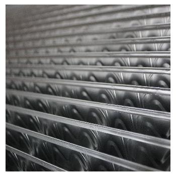 Теплообменные пластины. Рекуператор Aerostar SR