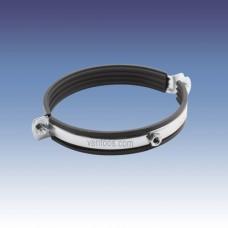 Хомут металлический для трубы 250 мм