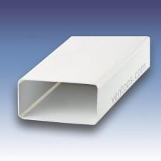 Плоский складывающийся канал Пластивент 5005-1