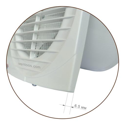 Сверхтонкая лицевая панель вентилятора Вентс Д