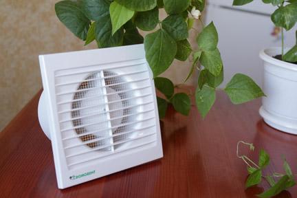 Вентилятор на подшипниках скольжения
