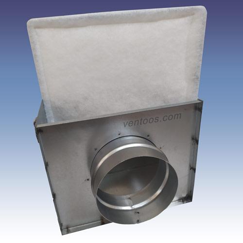 Фильтрующий элемент кассетного типа