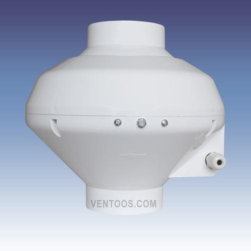 Канальный вентилятор VK